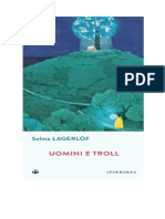 Andiamo a Studiare Gli Uomini E Troll Di Selma Lagerlöf