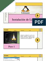 4ºA_TPIN_M_MLSS_Act-3.2 Preparación del Soporte, Particionado y Formateado, Tipos de Instalación de un Sistema Operativo, Mínima, Estándar y Personalizada_Linux