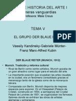 C1-TEMA 05 Der Blaue Reiter
