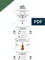 Diseño tridimensional - La Viola