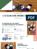 Catalogo El Rincon de las Lanas 2021