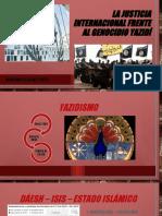 GENOCIDIO YAZIDÍ