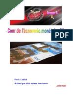 Monétaire S3