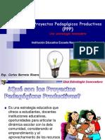 Diapositivas PPP - Estrategias Innovadoras