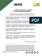 Comunicado Ecopetrol rechaza bloqueos a la refinería de Barrancabermeja 266052021 VFFdocx (2)