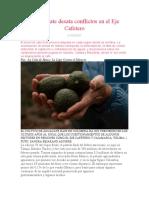 Principios éticos y ecosistemas en Colombia. SISTESIS 10