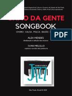 2021 Chão da Gente Songbook