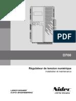 Regulateur numerique