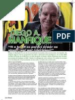 Entrevista a Diego Manrique