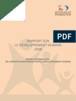 Revue à Mi Parcours de l'INDH. ONDH.
