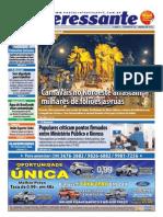 JORNAL INTERESSANTE - EDIÇÃO 15 - MARÇO DE 2011 - UNAÍ-MG
