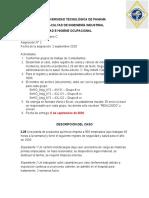 Seg e Hig Ocup - Asignación N 2_2020 - Veraguas