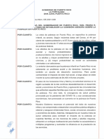 Orden Ejecutiva 2021-039 para crear la Comisión Asesora sobre la Pobreza