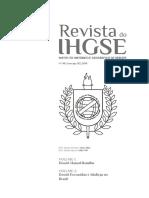 REVISTA DO IHGSE
