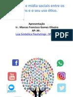 A Internet e Midia Sociais entre os Macons e o seu uso ético