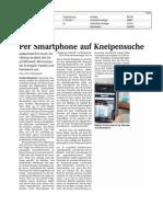 110317Nordkurier_Per Smart Phone Auf Kneipensuche