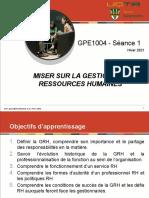 GPE-Chapitre 1
