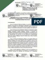 Proyecto de Ley 7746/2020