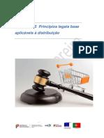 UFCD 8985 Príncipios Legais,base e aplicáveis a distribuição