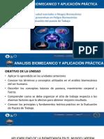 Unidad 3 Analisis Biomecanico y Aplicacin Prctica