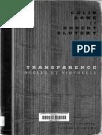 ROWE Transparence (1968)