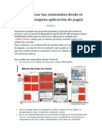 01 Cómo publicar tus contenidos desde el móvil (sin ninguna aplicación de pago)