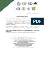 Comunicado de Prensa 26.05.2021