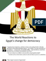 Egypt Historical Moment 11-02-2011