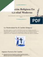 Edad Moderna en El Amito Religioso