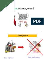 Traçabilité IAQT