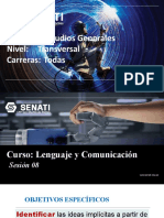 Sesión 8-Lenguaje y Comunicación 2020