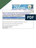 CONSTITUTION DU RWANDA