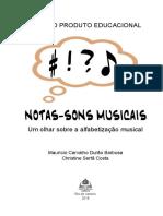 Guia Notas Sons Musicais Mauri Cio Carvalho Durão Barbosa Compressed