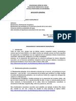 Lectura 3 Bioelementos y Bioelementos inorgánicos