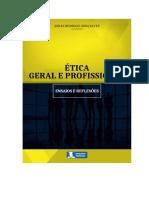 livro Ética Geral e Profissional