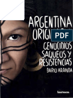 Argentina Originaria Darío Aranda
