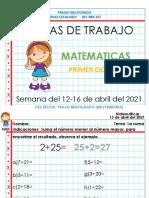 ?1o a 6o FICHAS MATEMATICAS 13-16 ABRIL 2021