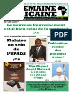 semaine africaine n°4057
