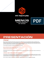 Dietra paleo fitfighters
