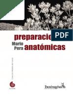 Libro MARIO Pera. Preparaciones Anatomicas. WEB. PDF 0