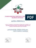 Colegio de Estudios Cientificos y Tecnologicos Del Estado de Yucatan 2