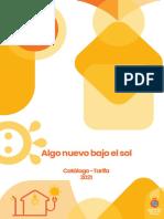 202105 Ilumax Solar Tarifa 2021 z21is00tf0003