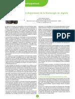 Bioenergie Algérie- Chap 3