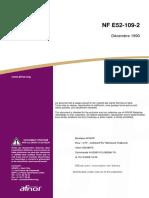NF E52 109-2 FA020844 Levage Et Manutention Assemblages Soudés