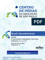 Brasil Descobrimento