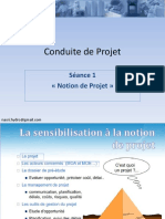 Tp Conduite de Projet Cours