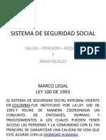 PARA FISCALES Y SEGURIDAD SOCIAL