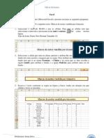 Ficha de trabalho nº2 (Excel)