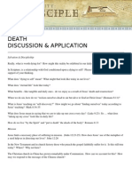 Death Discussion and Application