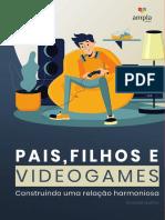 eBook Pais Filhos e Videogames. Emanuel Querino 2021